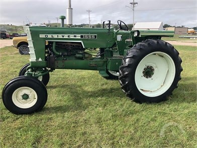 Oliver Tractors Online Auction Results - 175 Listings