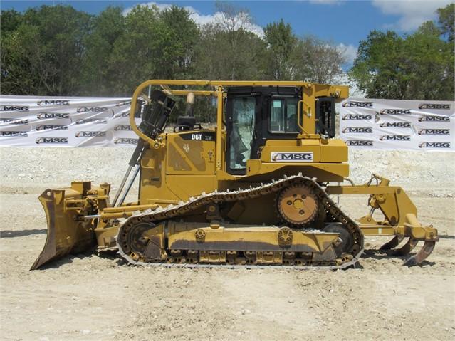 2014 CAT D6T XW For Sale In Carrollton, Texas