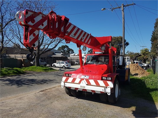 2005 Terex AT20 - Heavy Machinery for Sale