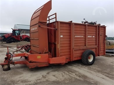 HESSTON Farm Equipment Auction Results - 304 Listings | AuctionTime