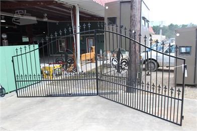 16' powder coated gates other auction results