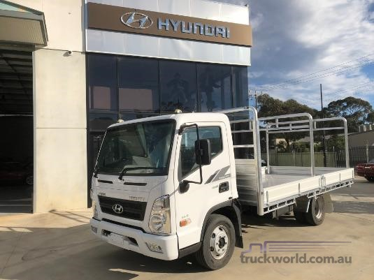 2017 Hyundai Mighty EX4 AD Hyundai Trucks & Commercial Vehicles - Trucks for Sale