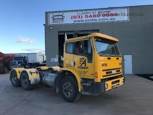 2003 Iveco Acco 2350G Wrecking for Sale