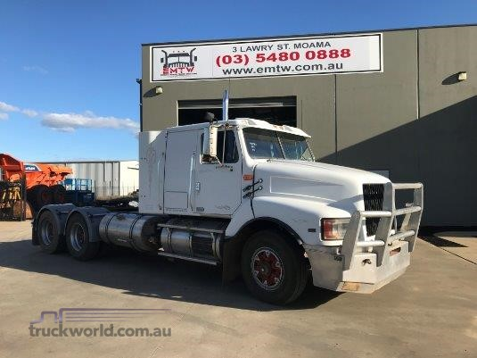 1997 International 3600 - Trucks for Sale