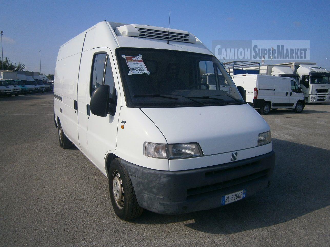 Fiat DUCATO Usato 2000