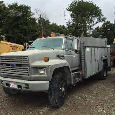 FORD Trucks Auction Results In Yellow Springs, Ohio - 3079 Listings