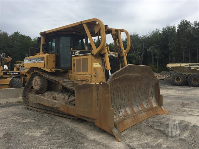 2007 CAT D7R For Sale In MONT-LAURIER, Quebec Canada