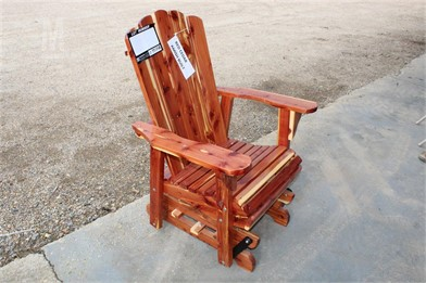 RED CEDAR GLIDER ROCKER Other Auction Results - 6 Listings