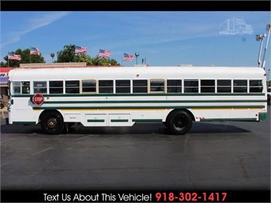 BLUEBIRD TC2000 Trucks For Sale In Oklahoma - 2 Listings