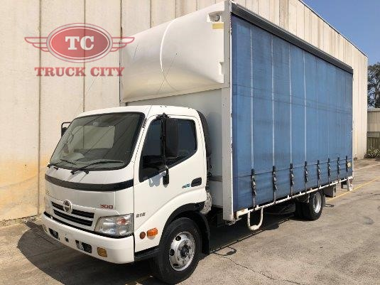 2007 Hino 300 Series 916 Truck City - Trucks for Sale
