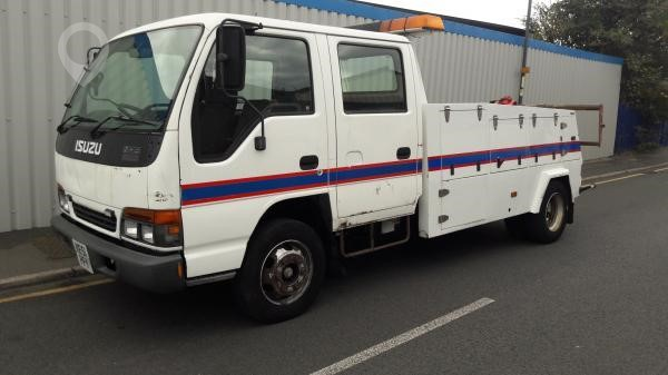 403a5cf7f2 Used 2001 ISUZU NQR For Sale in WILLENHALL