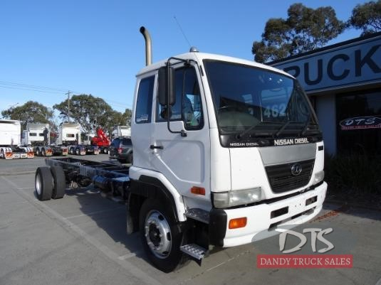 2004 UD PK245 Dandy Truck Sales - Trucks for Sale