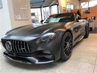 Mercedes Benz Amg Gt C Roadster Edition 50 Burmester Sound