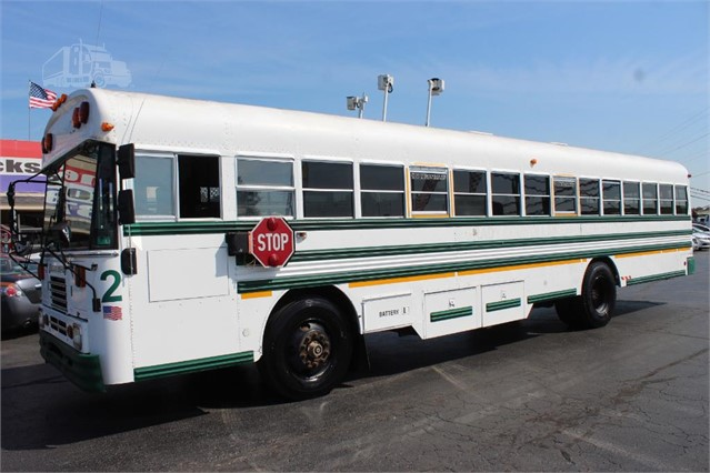 1998 BLUEBIRD TC2000 For Sale In Collinsville, Oklahoma