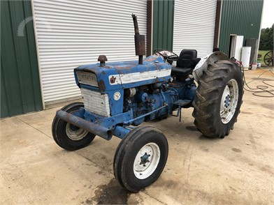FORD 4000 Online Auction Results - October 3, 2018 - 1