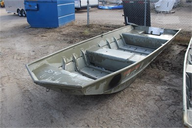 LOWE BOAT Other Auction Results - 3 Listings