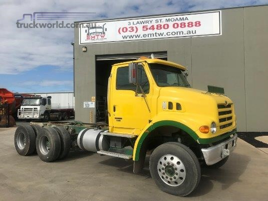 2004 Sterling AT9500 - Wrecking for Sale