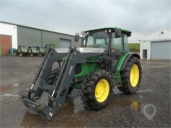 Used 40 HP To 99 HP Tractors for sale in the United Kingdom