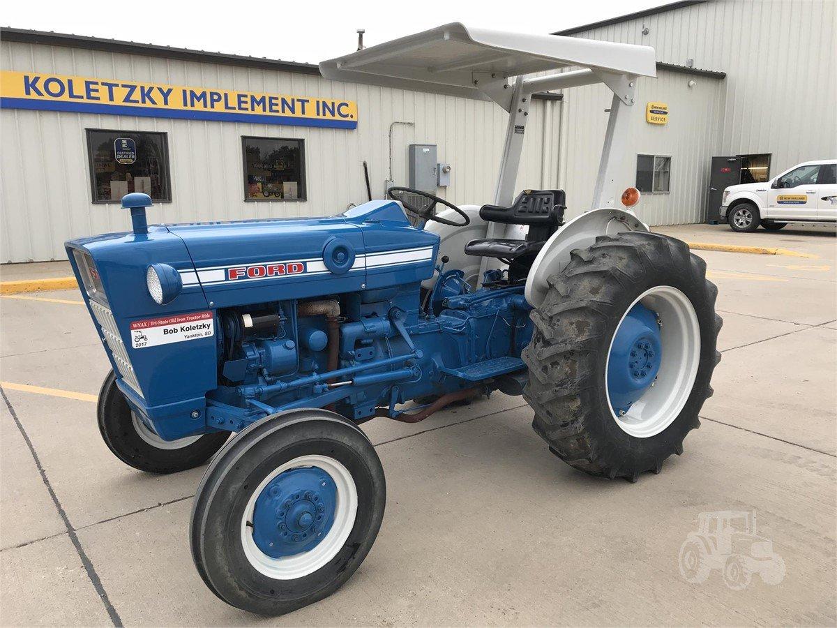 1970 FORD 2000 For Sale In Yankton, South Dakota ...