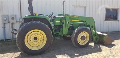 JOHN DEERE 5510 Online Auction Results - 2 Listings | AuctionTime