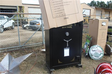 UNUSED HERCULES 40 GUN FIRE PROOF SAFE Other Auction Results