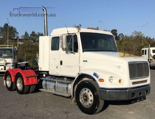 2004 Freightliner FL112 6x4 truck for sale HV Trucks in