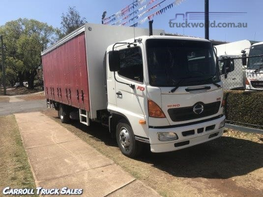 2004 Hino 500 Series 1024 FD - Truckworld.com.au - Trucks for Sale