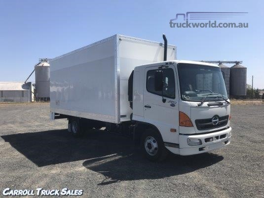 2006 Hino 500 Series 1024 FD Carroll Truck Sales Queensland - Trucks for Sale