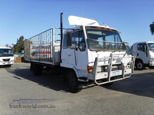 1990 Mitsubishi FK415 - Truckworld.com.au - Trucks for Sale
