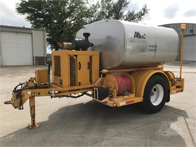 Water Trailers For Sale | MachineryTrader com