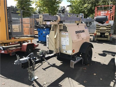 Doosan Light Towers Auction Results - 378 Listings