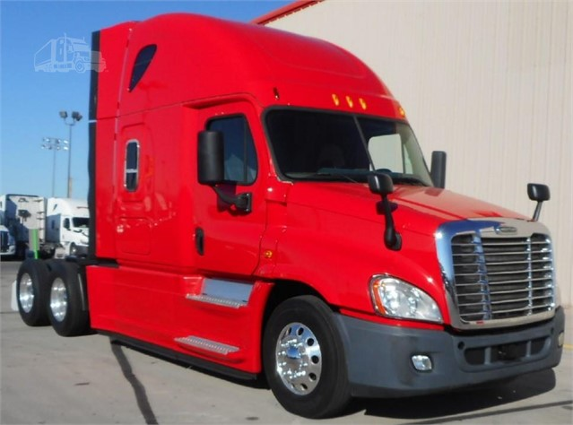 2014 FREIGHTLINER CASCADIA 125 EVOLUTION For Sale In El Paso, Texas
