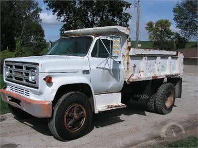 GMC Dump Trucks Auction Results - 16 Listings   AuctionTime com