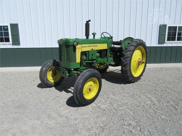 1960 JOHN DEERE 435 For Sale In Waterloo, Wisconsin