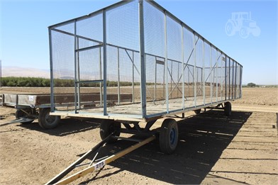 Cotton Trailer Other Auction Results In California - 1