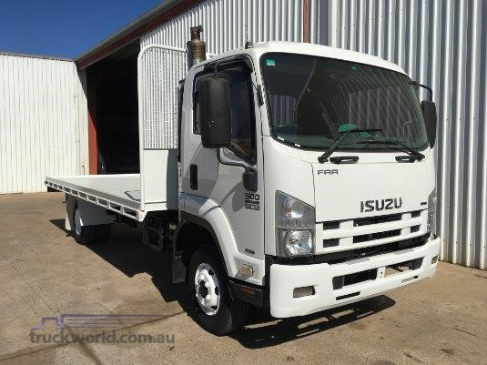 2008 Isuzu FRR 500 Trucks for Sale