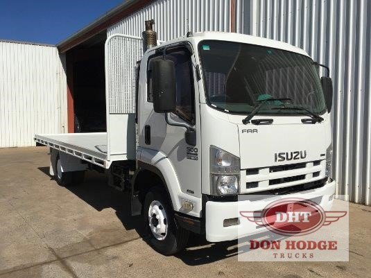 2008 Isuzu FRR 500 Don Hodge Trucks - Trucks for Sale