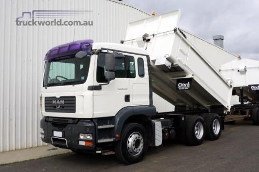 2007 MAN TGA 26.430 Trucks for Sale