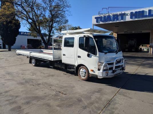 2012 Hino 300 Series Trucks for Sale
