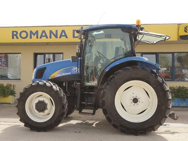 NEW HOLLAND T6020 DELTA Usato
