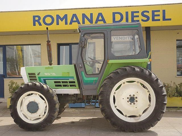 AGRIFULL 80.76DT #Used