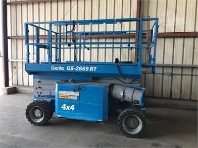 2012 GENIE GS2668RT at MachineryTrader.com