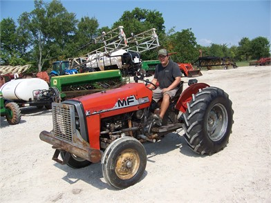 40 HP To 99 HP Tractors Auction Results In Ranger, Texas