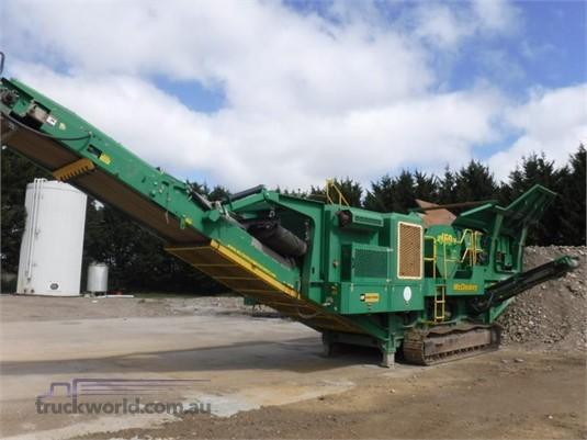 2014 Mccloskey J50 - Heavy Machinery for Sale