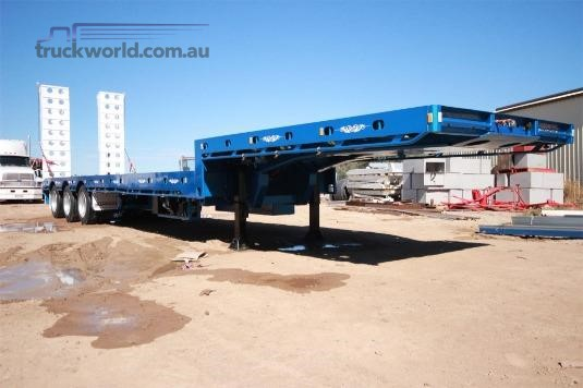 2018 Freightmore Transport Deck Widner Trailer - Trailers for Sale