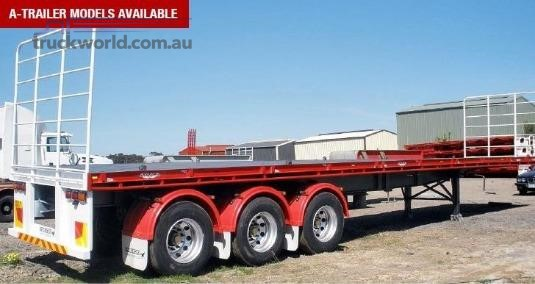 2020 Freightmore Transport Flat Top Trailer - Trailers for Sale