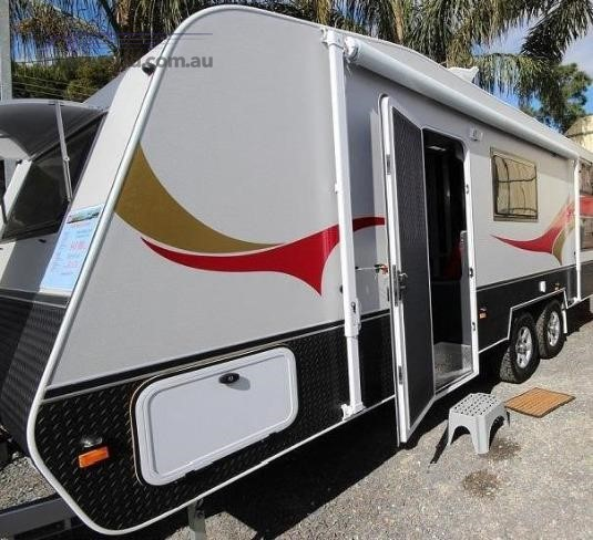 2018 Freightmore Transport Caravan - Trailers for Sale