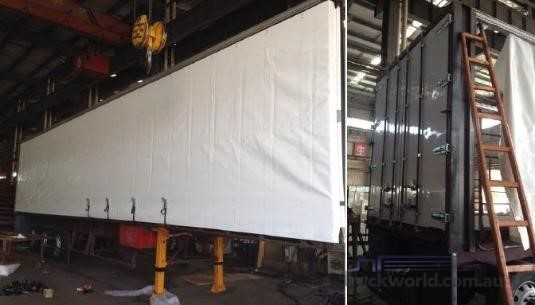 2018 Freightmore Transport Curtainsider Trailer - Trailers for Sale