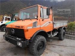 Mercedes-benz Unimog 1450  Uzywany