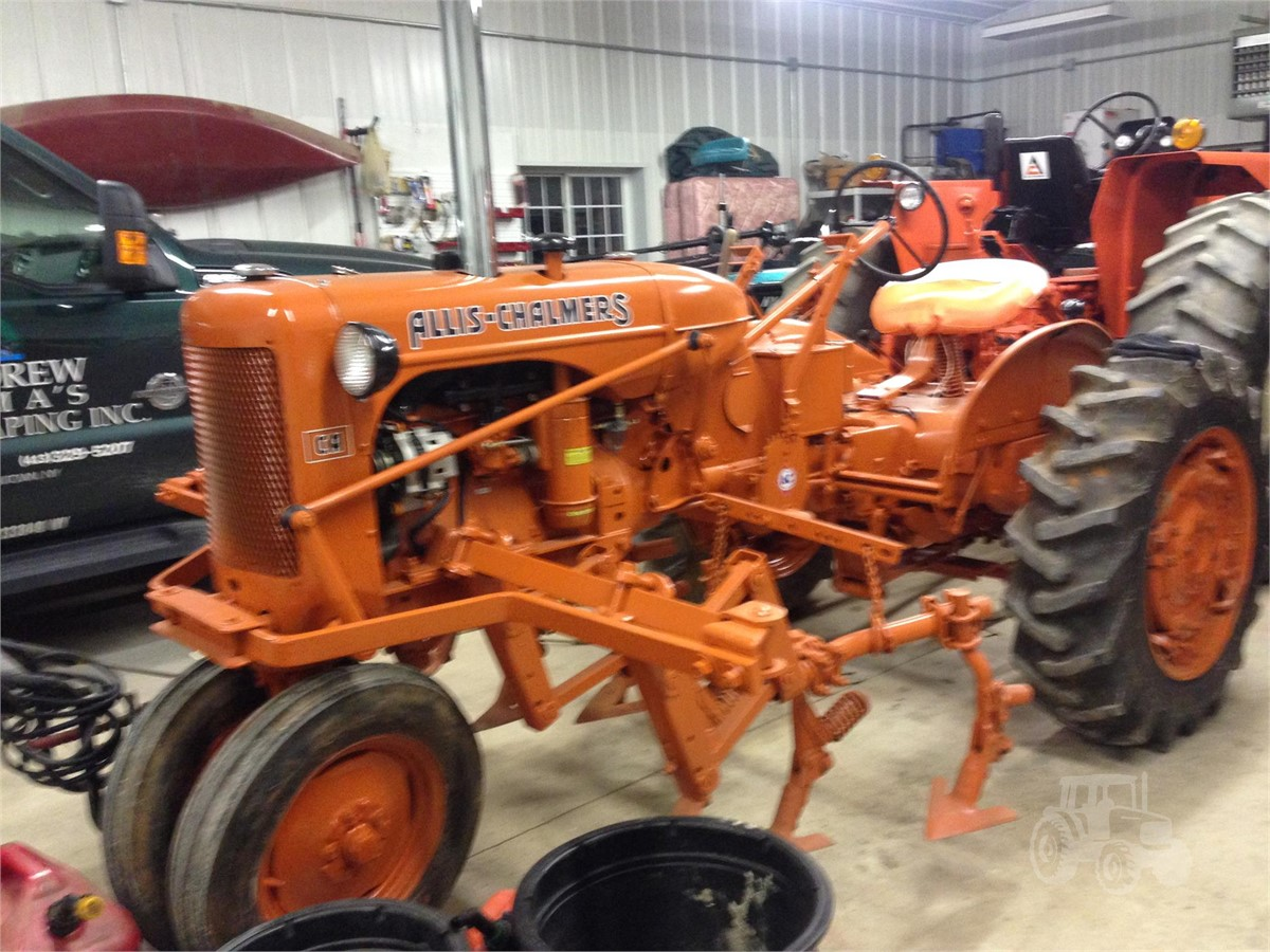 1952 Allis Chalmers Ca For Sale In Stephentown New York Wd Wiring Harness